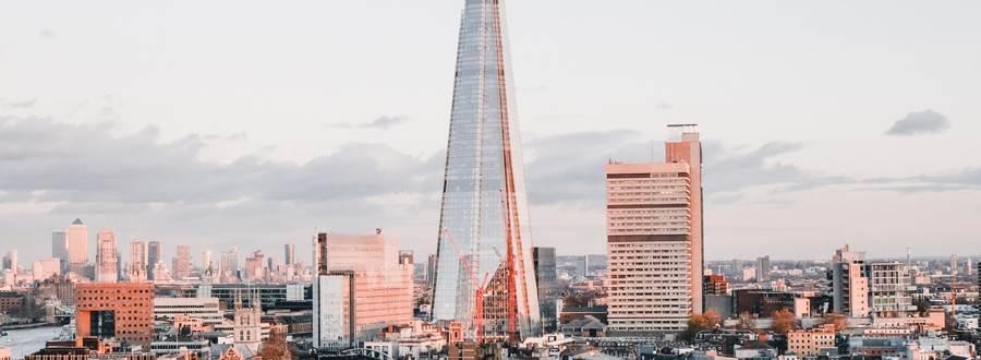 London Skyline 900X330