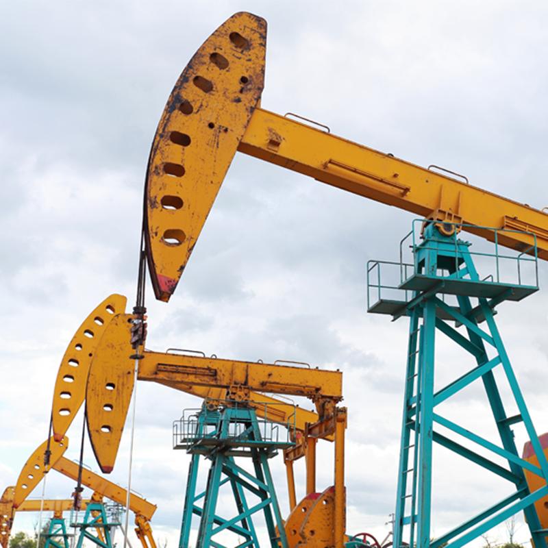 4Th Industrial Revolution Oil Rig 557X557