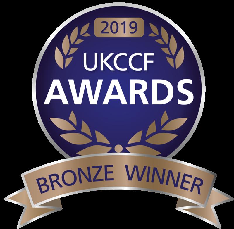 2019 Awards Bronze Winner Logo