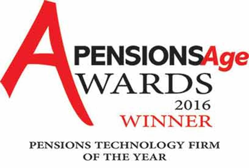 Pensions Technology Firm Of The Year 408 X 307